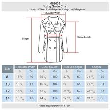 Lee Cooper Size Chart Jackets Lee Cooper Wool Blend Coat Ladies Womens Coats Lillywhites