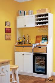 Clever Kitchen Storage Cabinets Storages Marvelous Small Pantry Yellow Stained Wall