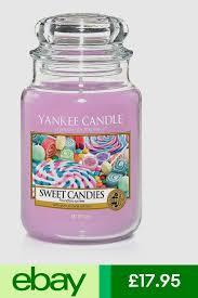 Yankee Candle Candles & Tea Lights Home, Furniture & DIY #ebay ...