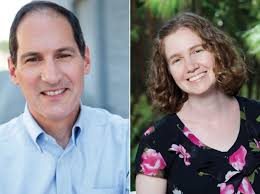 Sarah Benor & Tom Fields-Meyer discuss and sign We the Resilient: Wisdom  for America from Women Born Before Suffrage   Vroman's Bookstore