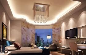 ceiling and lighting design. Hidden Ceiling Lighting Design And Interior