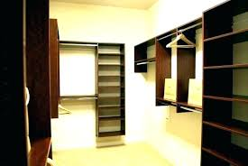 walk in closets ideas small closet plans on a budget ide