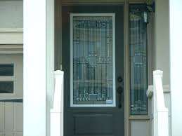 decorative glass front door s s decorative glass inserts for entry doors
