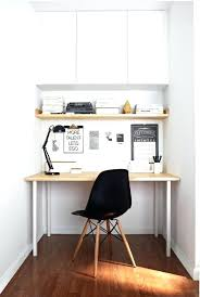 compact office furniture small spaces. Desks For Small Spaces With Storage Could We Mount Closed Paper Above The Workspace A Compact Desk Office Nook Furniture