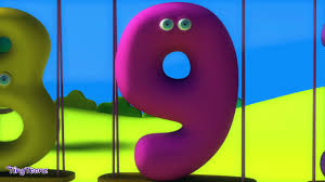 Children's song, england/europe the abc song is the most popular song to help you learn the english alphabet. Ten Little Swinging Numbers The Swinging Number Song By The Tiny Toonz