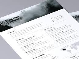 Free Simple Clean Resume Template Resumekraft