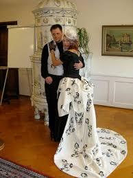 Hochzeitskleid – Frau D näht