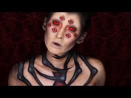 black widow makeup 2016