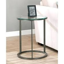 small metal end table glass top end tables metal end tables designs glass top round metal