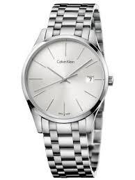 calvin klein watches view the creative watch co range calvin klein women s time designer classically styled minimal steel date
