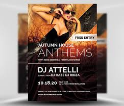 Free Printable Event Flyer Templates Event Flyer Templates Psd Abstract Future Party Psd Flyer