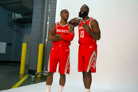 Cool moment in houston today. Chris Paul And James Harden Showed Off Deadly Synergy Against Oklahoma City Thunder Sbnation Com