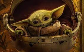 Mandalorian Season 2 4k Baby Yoda ...