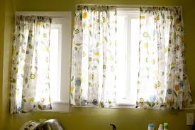 Ikea Kitchen Curtains