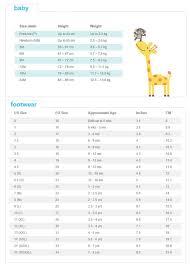 Size Chart Osh Kosh Oshkosh B Gosh Size Chart Swap Com The