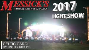 Messicks Light Show Pa Dealer Combines Equipment And Christmas Lights For Huge