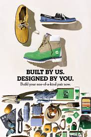 Design Your Own Boots Timberland Design Your Own Custom Made Timberland Footwear