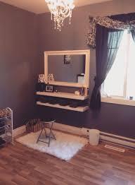 bedroom diy. decor: penteadeiras improvisadas. - você precisa decor. vanity roomdiy bedroom diy o