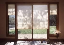 sliding glass patio door shades
