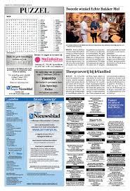 Bergens Nieuwsblad 6 Maart 2019