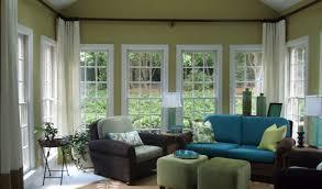 comfortable sunroom furniture. interiorcomfortable sunroom interiors incredible design with transparent curtain and turquoise leather sofa comfortable furniture o