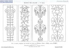 Antique Pattern Library