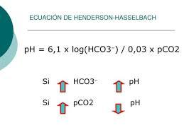 Henderson Hasselbalch