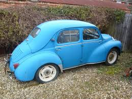 my latest renault 4cv project renault classic car club forum the bad news is that i will need them this car looks a better starting point than most but as jon said you do not know till the angle grinder comes out