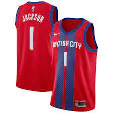 Detroit Pistons Nike City Edition ...