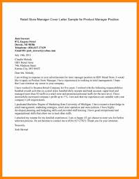 10 Cover Letter For Manager Position Letter Signature