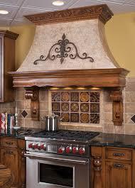 Tuscan Inspired Kitchen