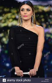 Neapel, Italien. 11 Mär, 2019. Fatima Trotta während der zweiten Episode  der Show 'Made in den Sud