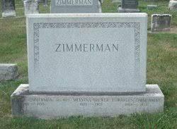 Edward Sherman Zimmerman (1864-1943) - Find A Grave Memorial