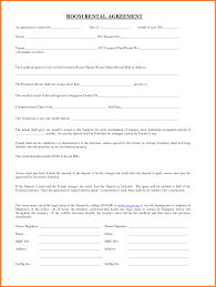 House Lease Agreement 24 Lease Agreement For Renting A Room In A House Purchase 14