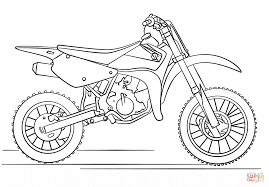 Coloriage Quad 77 Images Dessin Colorier Moto Cool Cars