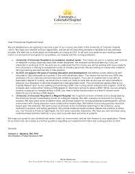Nursinge Cover Letter Samples Example For Templates Student Examples