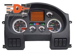 Daf Dashboard Warning Lights Daf Dip4 Cf95 Xf95 Cf105 Xf105 Dash Instrument Cluster Repair Service