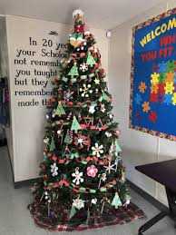 the office christmas ornament. Modren Ornament Mrs Mills And Our Scholars Did An Excellent Job Decorating Christmas  Tree Thank You Teachers For Sharing These Precious Ornaments With Us And The Office Ornament