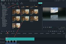 adding the background blur to portrait videos is an easy task in wondershare s video editing software simply set the project aspect ratio 9 16 in the