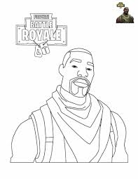 Fortnite Leviathan Coloring Pages Print Coloring