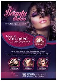 A4 Flyer Alpertornaci Beauty Flyer Beauty Salon Beauty