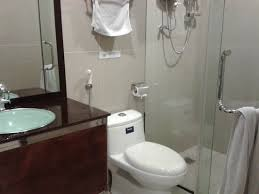 country hotel toilet