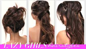 Hair Style Simple ladies simple hair style videos best hairstyle photos on 1341 by wearticles.com