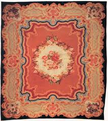 19th century french aubusson carpet france ca 1875 1900 wool