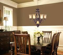 imposing best height for chandelier over dining table image design