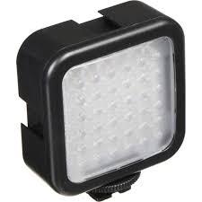 Camera Mount Led Lights Melamount Mm Led 36 On Camera Led Video Light