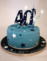 12 Best Decorated Cakes For Mens Birthday Photo Men 40th Birthday