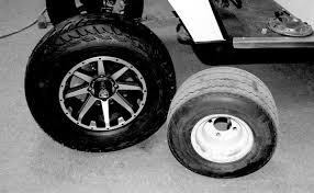 Golf Cart Tire Size Chart Golf Cart Wheel And Tire Installation Fairway Alloys Golf