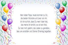Geburtstagswünsche Für Papa