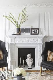 vivacious gas fireplace mantel ideas and fireplace decorations and white wall decor